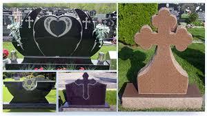 headstones and memorials chicago headstones chicago monumentsabc monuments