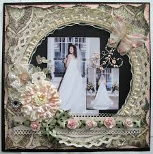 Scrapbook Wedding Album 459 Best Wedding Scrapbook Pages Images On Pinterest