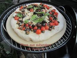 Barbecue Gaz Occasion by Recette De Pizza Aux Aubergines Au Barbecue Youtube