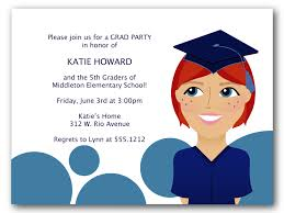 children s graduation announcements personalized stationery