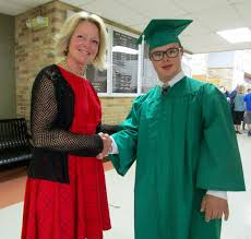 bid farewell graduates bid farewell to geneseo high school local qconline