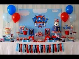 paw patrol candy table ideas excellent paw patrol candy table ideas design interior design