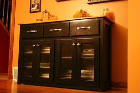 Kitchen Hutches Buffets White by Furniture Cheap Classic Kitchen Buffet Design In Black Finish