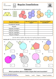 geometry maths worksheet ks3 regular shares cazoom maths worksheets
