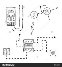 voltmeter icon for wiring diagram diagram wiring diagrams for