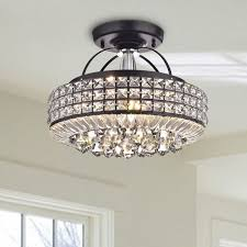 Chandeliers With Shades And Crystals by Best 25 Drum Shade Ideas On Pinterest Diy Drum Shade Diy
