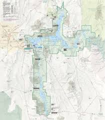 lake mead map lake mead maplets