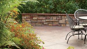 Backyard Flagstone Patio Ideas And Designs Sunset