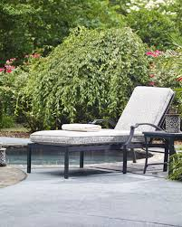 Outdoor Furniture Raleigh by Aluminum Outdoor Furniture Horchow Com