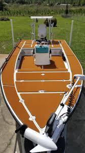 a testimonial for our boat deck mat from fl usa mor eva foam