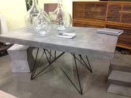 Dining Rooms Decor by Dining Table Dining Room Trend Modern Concrete Dining Table