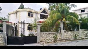 beautiful house for rent in haiti youtube