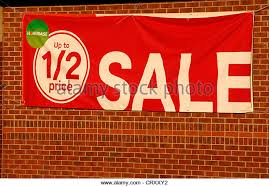 Homebase Christmas Decorations Half Price by Half Price Sale Sign Stock Photos U0026 Half Price Sale Sign Stock
