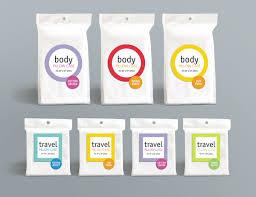 packaging design walmart pillowcase branding and package design