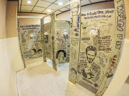 Bathtub Stalls Bathroom Stalls Paramount Theatre Ambient Advert