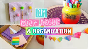 diy room decor u0026 organization spice up your room for