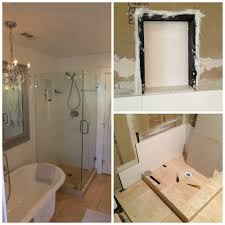 master bathroom remodel a tiny space gets a masterful new look