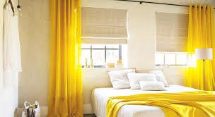 deco chambre jaune chambre jaune et bleu idées de décoration capreol us