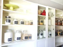 How To Organize Kitchen Cabinets And Pantry Shelf Organizer Kitchen Cabinets Awesome White Pantry Organized