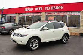 white nissan car 2010 nissan murano le awd white suv sale