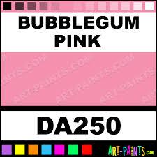 bubblegum pink americana acrylic paints da250 bubblegum pink