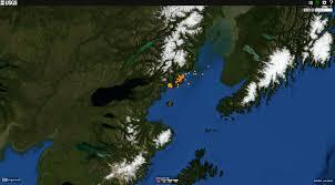 Mccarthy Alaska Map by Earthquake Report Alaska Jay Patton Online