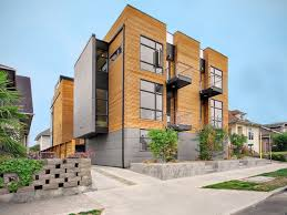 Beautiful And Gorgeous Modern Apartments Exterior Design With - Apartment exterior design ideas