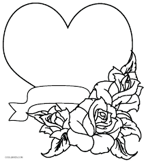 coloring pages with roses coloring pages roses perfect coloring pages roses best of and hearts