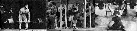 Bench Squat Deadlift Powerlifting The Ugly Sister Of Weightfliging Other Articles