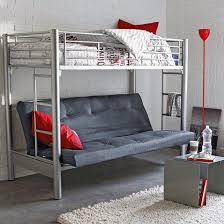 chambre avec clic clac l ensemble lit avec banquette clic clac janik pratique dans une