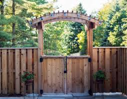 Arbors And Trellises A Guide To Wooden Garden Structures
