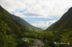 Iao Valley State Park Map by And Drink The Wild Air Getting To Know Hawaii U0027iao Needle