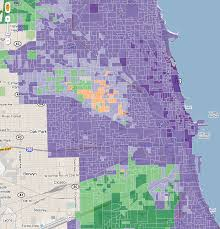 chicago voting map chicago tribune election center live election results