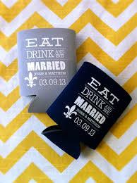 cheap wedding koozies 35 best koozies images on wedding koozies wedding