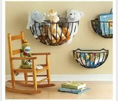 jeux de rangement de la chambre jugueteros de pared decoración