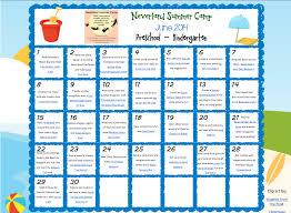 preschool calendar template 15 of the best ways to enjoy a