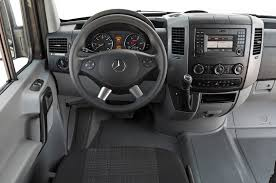 mercedes truck white 2014 mercedes benz sprinter gets reviewed by truck trend