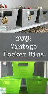 best 10 metal storage bins ideas on pinterest decorative