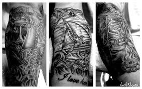 where the wild things are tattoo sleeve u2013 heelsandhome