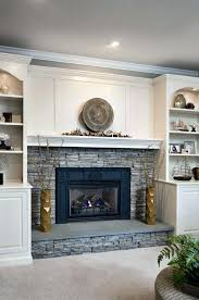 fireplace built in cabinets stone fireplace with built ins grapevine project info