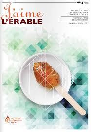magazine cuisine qu ec 2014 maple magazine francofoodie