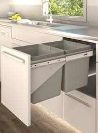 kitchen bin ideas stainless steel compartment pedal bin bunnings