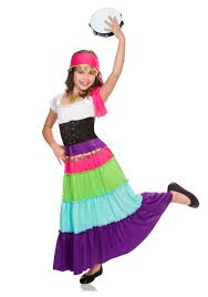 gypsy costumes for kids google search halloween pinterest