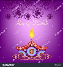 violet diwali vector card greetings vector stock vector 725988769
