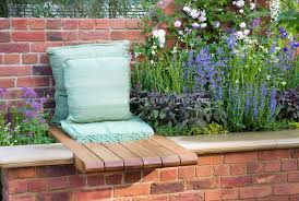 Raised Garden Bed With Bench Seating Garden Seating New Seating Area Elegant Project On Inew Homemaq Com