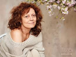50 year old makeover susan sarandon poses without makeup at 69 for world s most beautiful