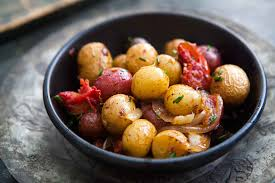 provencal new potatoes recipe simplyrecipes com