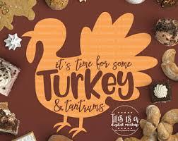 digital coolest turkey in town svg thanksgiving svg
