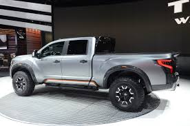 gray nissan truck nissan u0027s titan warrior concept is proof we need more baja inspired