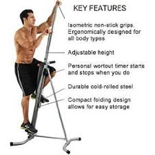 amazon com maxiclimber the original patented vertical climber